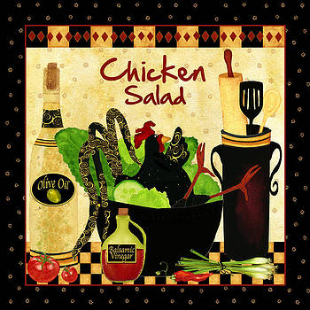 Chicken Salad  by Debi Hubbs