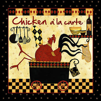 Chicken A' La Carte by Debi Hubbs