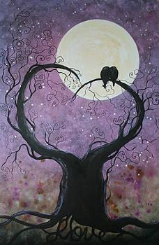 Whimsical Tree by Alma Yamazaki