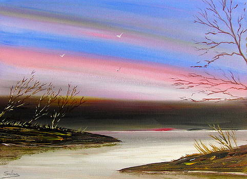 Whimsical Wind  by Francisco Sanchez Salas