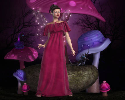 Whimsy by Rachel Dudley