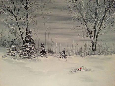 Whipple Lake by Valorie Cross