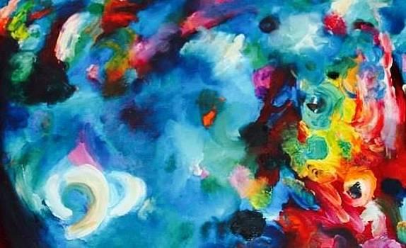 Whirlpool of Emotion by Joanna Georghadjis