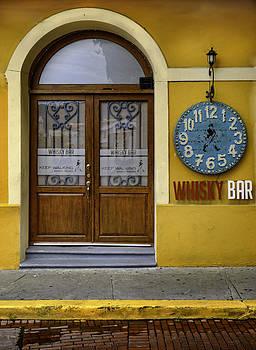 Whiskey Bar by Rob Tullis