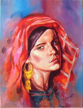 Whisper Eyes by Ahmed Bayomi