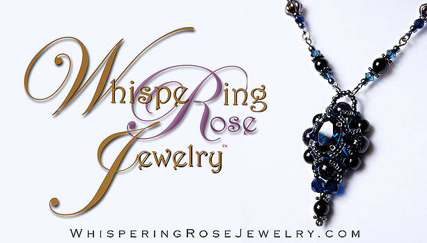 Whispering Rose Jewelry Logo by WDM Gallery