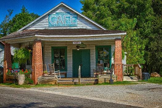 Whistle Stop Cafe by Heather Roper
