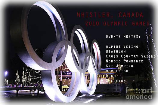 Whistler Rings by Jeff Sommerfield