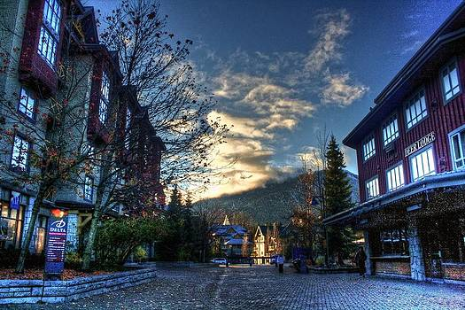 Whistler by Shane Dickeson