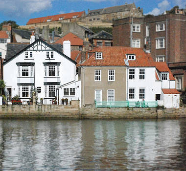 Whitby Neighbours by Anthony Bean