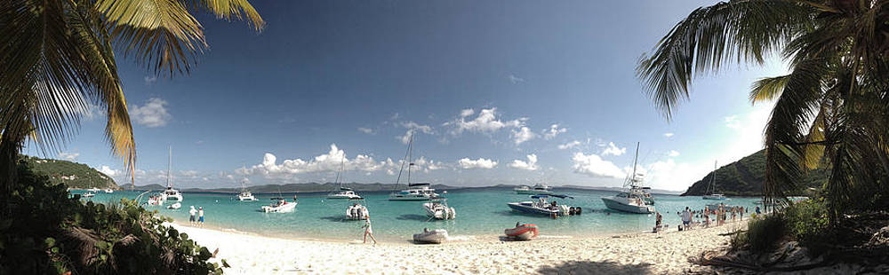 White Bay Beach by Tropigallery -