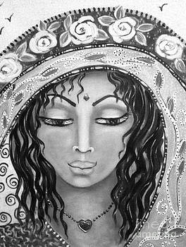 white brown red or black  I Am Still Guadalupe by Maya Telford
