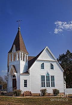 Elena Nosyreva - White church
