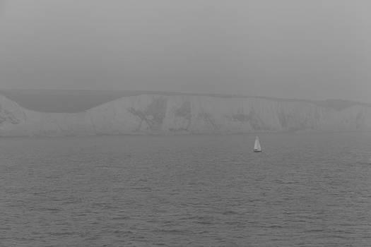 White Cliffs of Dover by Maj Seda