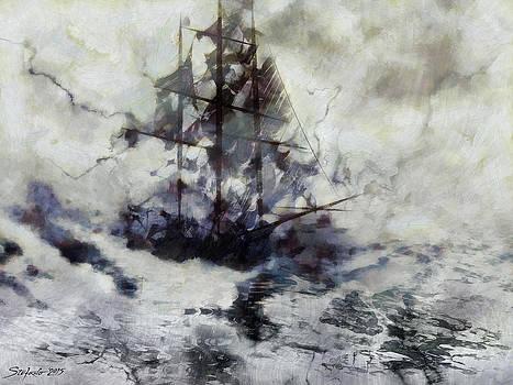 White Death by Stefano Popovski