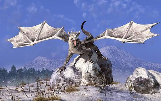 Daniel Eskridge - White Dragon