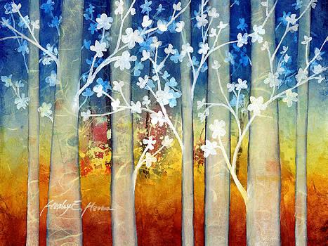 Hailey E Herrera - White Forest II