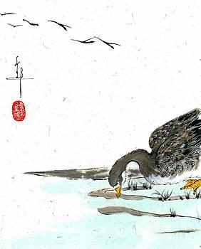 LINDA SMITH - White-Fronted Goose