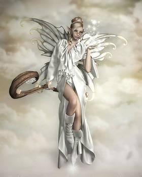 White Gold II by Rachel Dudley