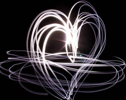 White Heart by Aya Murrells