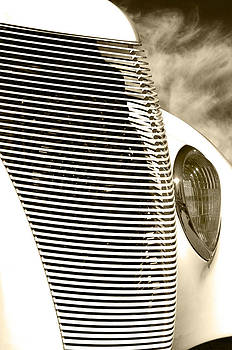 White Hot Grille by Gary Silverstein