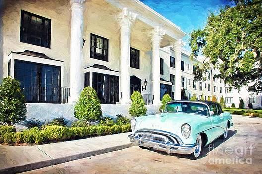 White House Hotel by Joan McCool