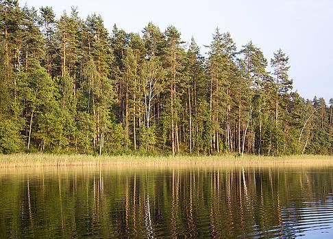 Ramunas Bruzas - White Lake