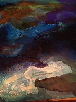 White Lava by Momilani Ramstrum