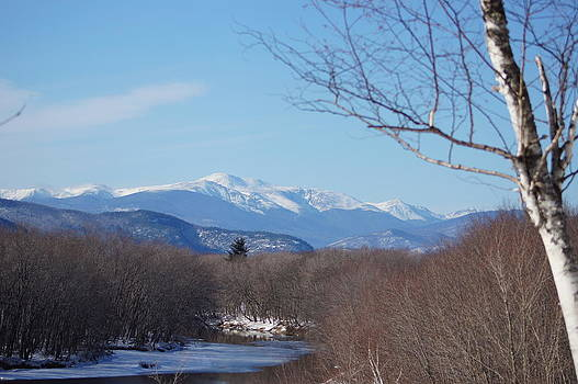 White Mountains of NH by Mary Vinagro