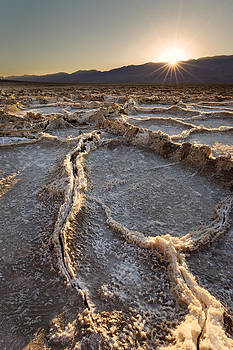 Death Valley - White Ocean by Francesco Emanuele Carucci