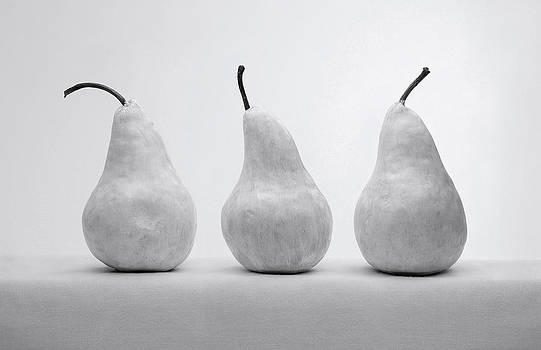 White Pears by Krasimir Tolev