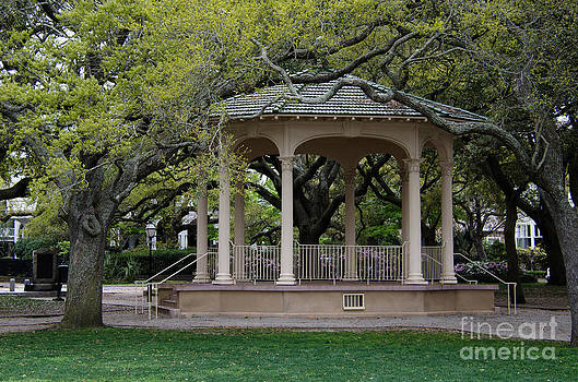 Dale Powell - White Point Gazebo