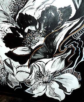 White Poppy by Patricia Rachidi
