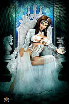 White Queen by Doug Schramm