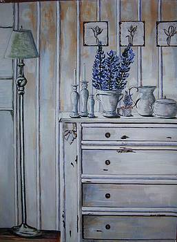 White Room by Linda Vaughon