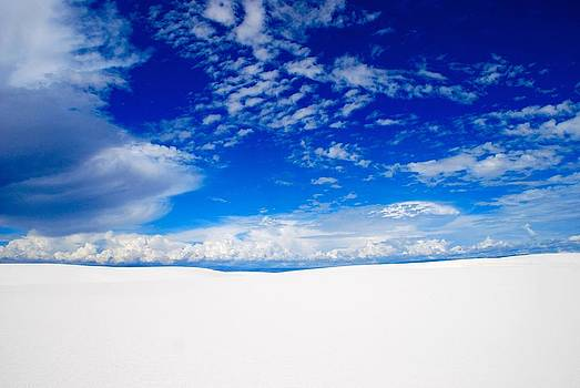 White Sands 5 by T C Brown