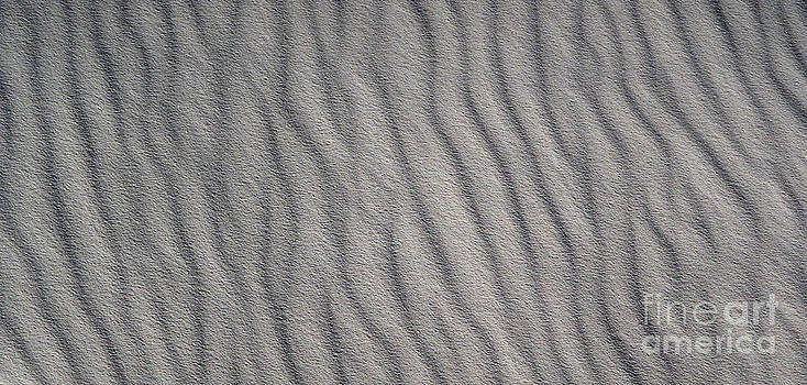 Gregory Dyer - White Sands New Mexico Abstraction