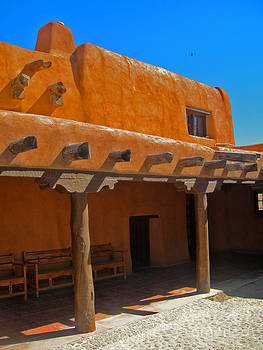 Gregory Dyer - White Sands New Mexico Adobe 03