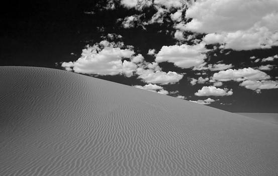 White Sands New Mexico by Bruce Rolff