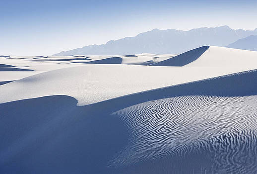 White Sands New Mexico by Bryan Allen