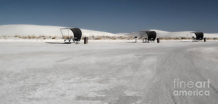 Gregory Dyer - White Sands New Mexico Rest Area
