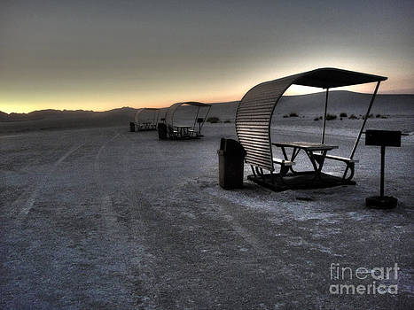 Gregory Dyer - White Sands New Mexico Sunset Twilight 02