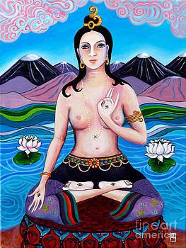 White Tara's Compassion by Peta Garnaut