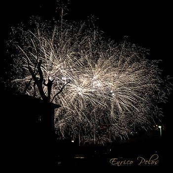 Enrico Pelos - WHITE TREES
