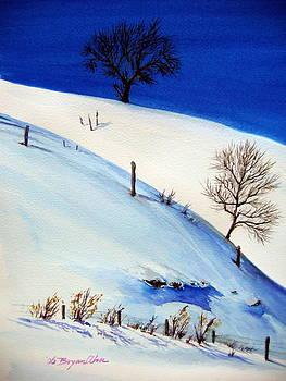 White World by Bryan Ahn