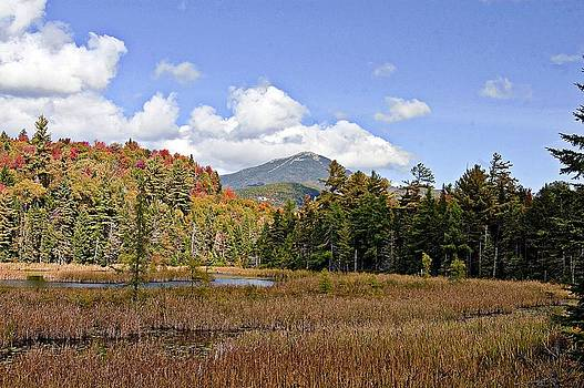 Whiteface Mountain by David Seguin