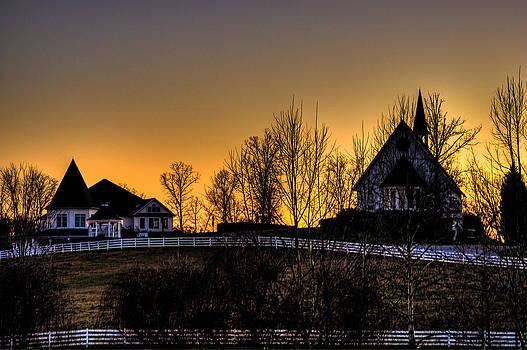 Whitestone Church by Thom Tapp