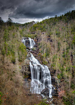 Whitewater Falls by Brian Young