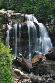 Whitewater Falls by Jaclyn Burns