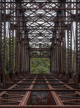 Richard Reeve - Whitford Railway Truss Bridge